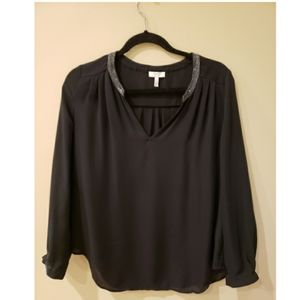 Joie long sleeve top size small